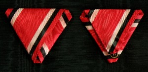 #ORGE015 - Prussia - German Empire, Ribbon for Red Cross decorations