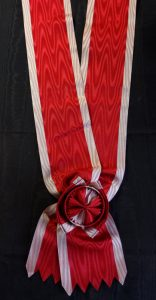 #SE011 - Order of the Star of Karageorge - Grand cross sash (Grand Croix) - type 2