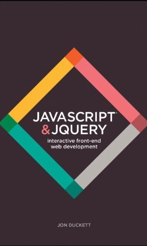JavaScript-and-JQuery-Interactive-Front-End-Web-Development-0