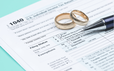 The New Tax Act Eliminates Marriage Penalty for Many - Richard A. Hall, PC