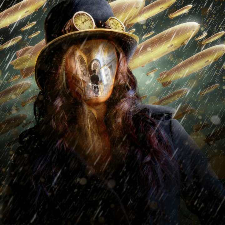 Deviant Art Award for Clockwork Orange