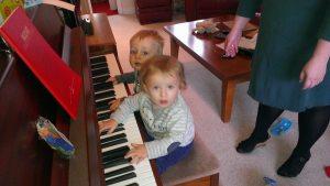 Eddie piano