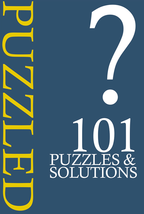 It's the Friday Puzzle! «  Richard Wiseman