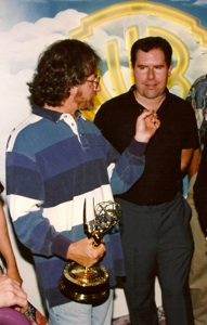 Spielberg and Rich Arons
