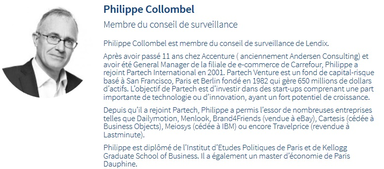 Lendix investment crowdfunding crowdlending 12 philippe collombel