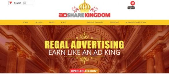 adsharekingdom ponzi scam scam 01