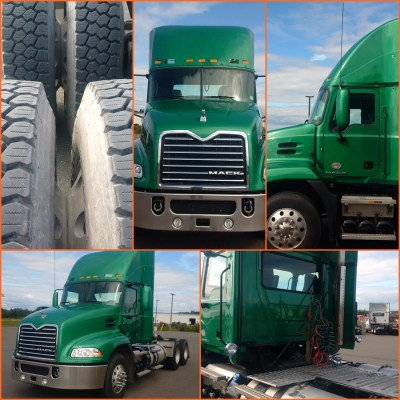 Richwil Truck Centre Ltd. - Used Truck Inventory - Fredericton