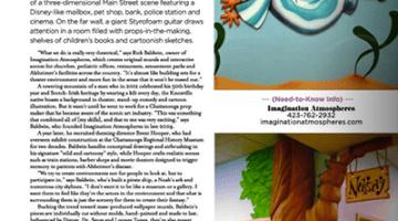Blush Magazine article