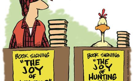 Joy of Hunting