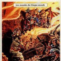 """[Livre - Critique] Terry Pratchett - """" les Annales du Disque-Monde """" : De l'heroic-fantasy, de l'humour et du talent"""