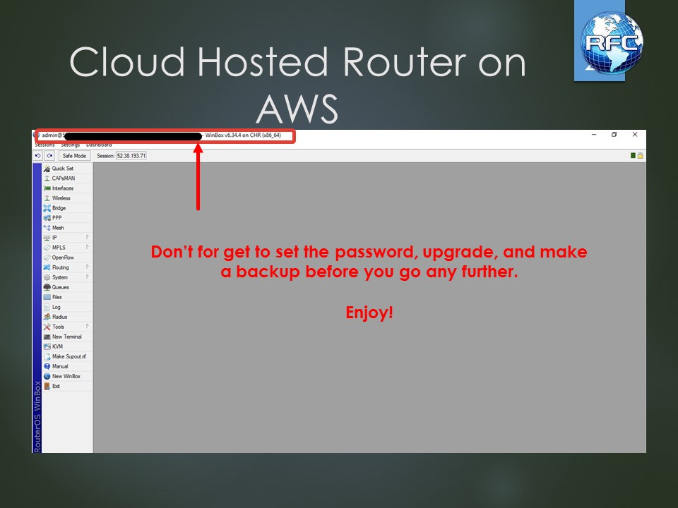 MikroTik Cloud Hosted Router on Amazon Web Services1 (22)