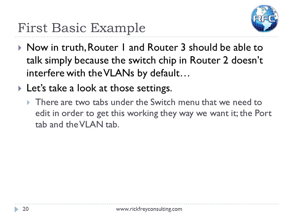 Using VLANs on RouterBOARDs (21)