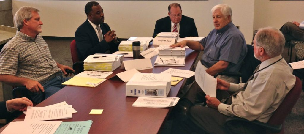 administrator selection committee
