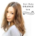 ORANGE tre/トレ 柳川市美容室