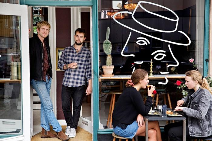 København, 01.09.2016: Fætter Fætter, toastbar i København. Mik Frikke-Grundahl og Peter Trillingsgaard driver stedet. Foto: Kristian Ridder-Nielsen/Dagens Næringsliv