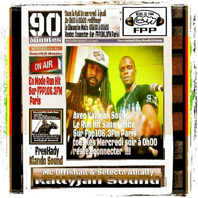 Kallyjah SOUND SUR FPP106.3FM
