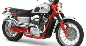 Scrambler RS750 Project Bike