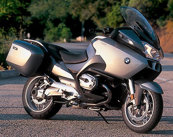 2005 Bmw R1200rt Abs Road Test Rider Magazine Rider
