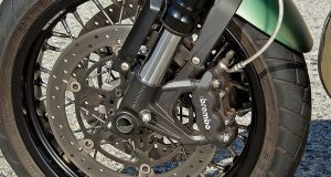 Moto Guzzi's Radial Brakes