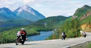 Glen Highway Alaska