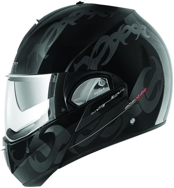 Shark Evoline Modular Motorcycle Helmet Review Rider