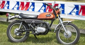 2013 AMA Vintage Motorcycle Days