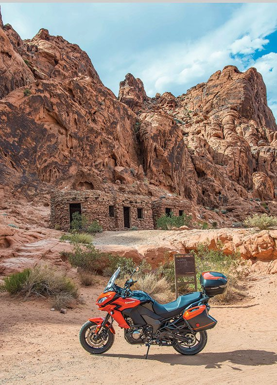 Las Vegas Moto Vacation: Beyond the Neon and Slot Machines ...