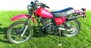 Year/Model: 1982 Suzuki SP500; Owner: Kennie Buchanan, Azusa, California.