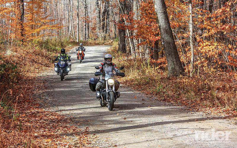 Trans-Mass Trail