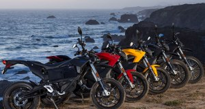 2016 Zero Motorcycles lineup. (Photos: Zero)