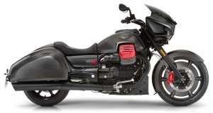 The 2017 Moto Guzzi MGX-21 Flying Fortress will be introduced at Sturgis and available for demo rides.