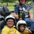 Star Shelby and her mom enjoy the Birmingham event. (Photo: Ride For Kids)