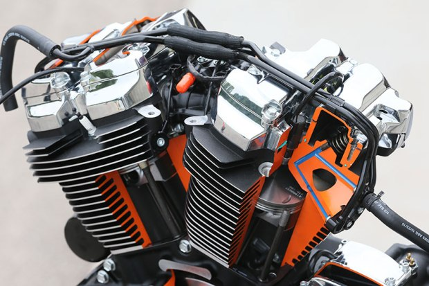 Kawasaki Mtorcycles With Both Water And Oil Coolers