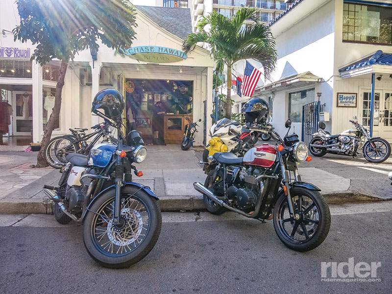 Hawaii Motorcycle Rental