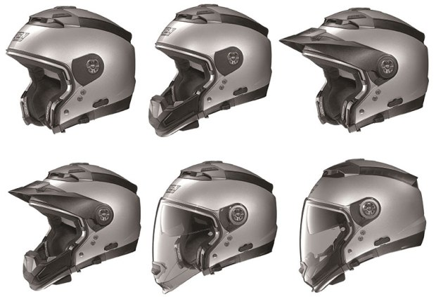 nolan n44 modular helmet review rider magazine. Black Bedroom Furniture Sets. Home Design Ideas