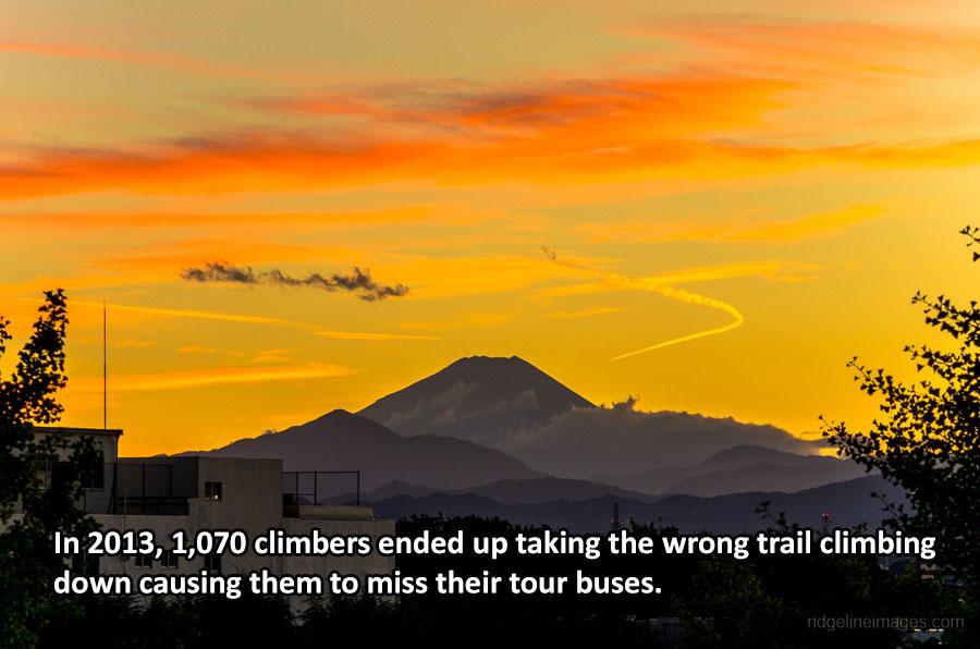 Mt. Fuji fact1