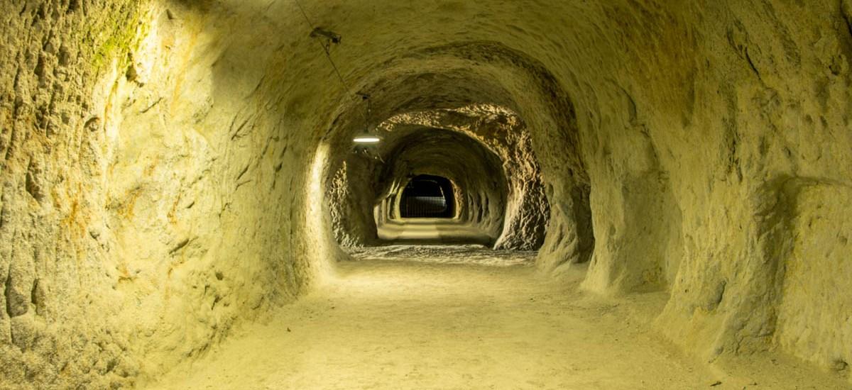 Secret War Tunnels Revealed Near Tokyo