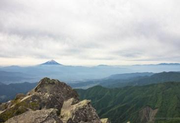 Mt. Kentoku hike