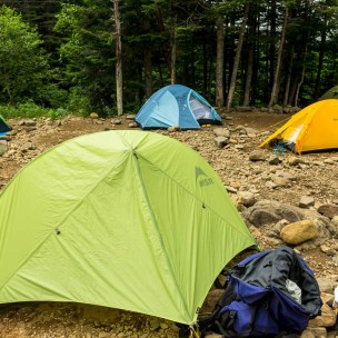 Places to Pitch a Tent Around Tokyo