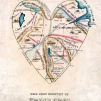 A Map of a Woman's Heart, 1833-1842