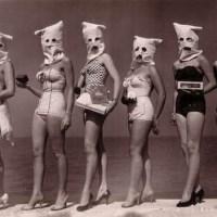 Bizarre beauty contests