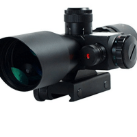 Qinuke 2.5-10x40 Tactical Rifle Scope Review