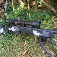 Custom Left-Hand Remington 700 in 308 Winchester Precision Rifle