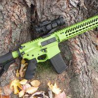 Cerakote Zombie Green (H168-Q) AR-15