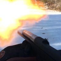 308 Winchester/ 7.62x51mm NATO Short barrel length and velocity- A six inch 308 bolt gun?