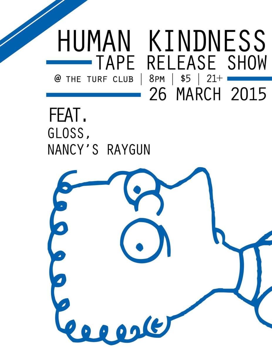 Human Kindness Release Show