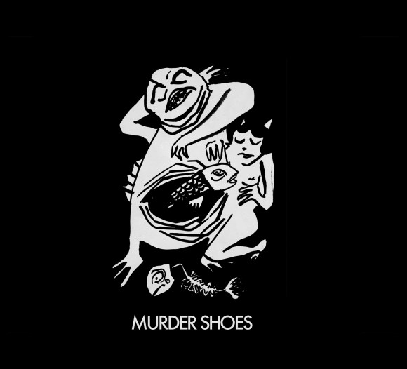Murder Shoes_Self-Titled EP_Cover Art_Credit to Derek Van Gieson