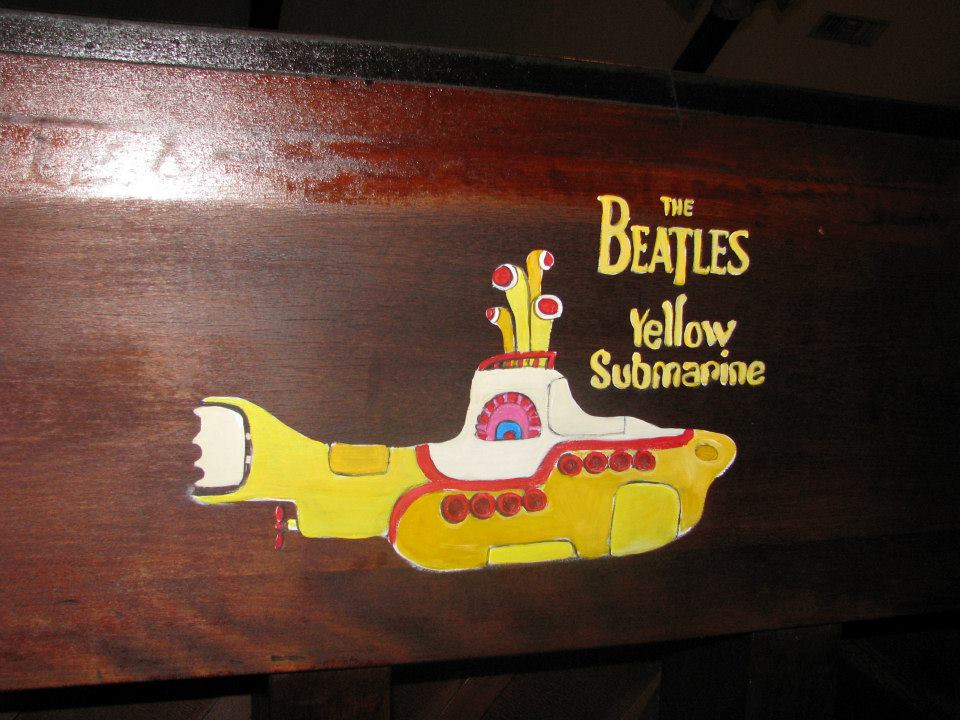 When Fate steps in and the Starrs align: Two Beatles. One Piano. And an opportunity to make a difference.
