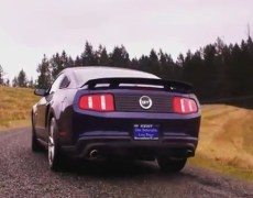 Mustang Commercial