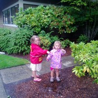 Ideas for Playing Outside in the Rain.